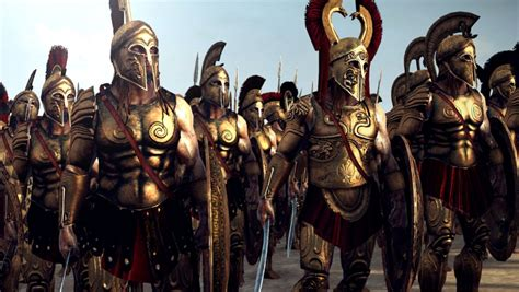 spartan war lord buio quot sparta anthology reskin quot news mod db