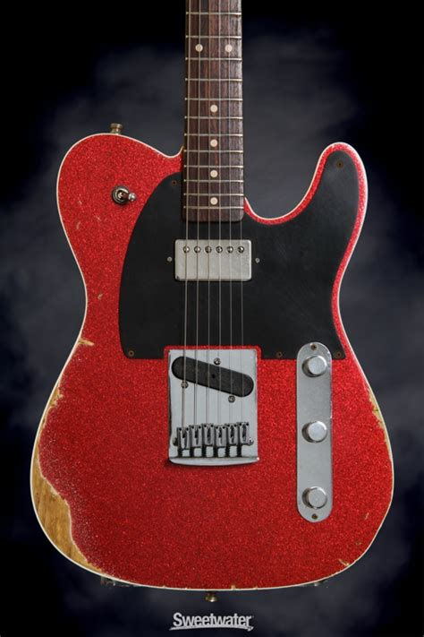 fender custom shop sweetwater mod squad 62 telecaster