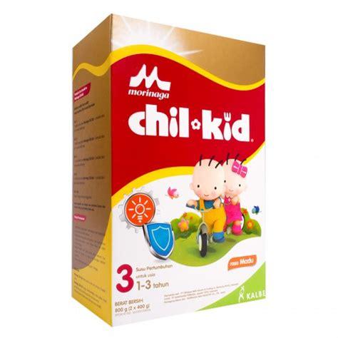 jual murah morinaga chil kid madu 800 gr 2x400gr box