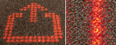 led rug philips lighting s next frontier illuminated carpet metropolis