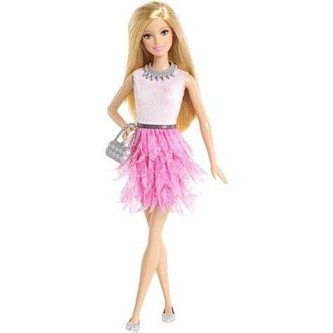 imagenes de barbies rockeras barbie fashionistas mu 241 eca barbie vestido rosa con