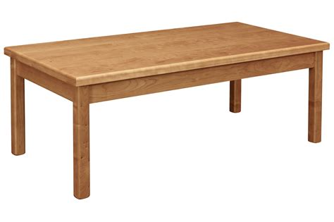 Parsons Tables by Parsons Leg Occasional Table