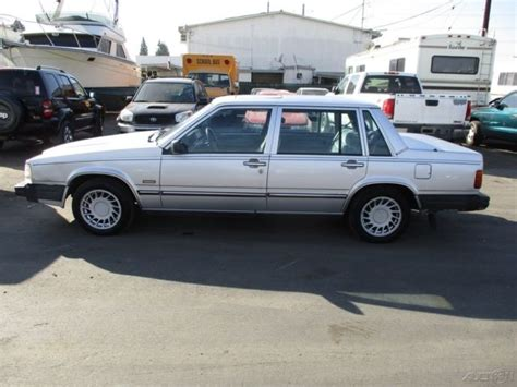 1985 volvo 740 gle c 1985 volvo 740 gle used 2 3l i4 8v automatic no reserve