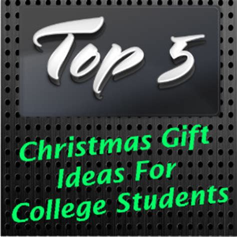 christmas gift ideas for college students christmas gifts