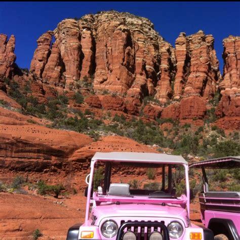 Sedona Az Pink Jeep Tours Pink Jeep Tour Sedona Az Suze Was Here