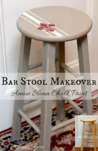 17 best ideas about painted stools on