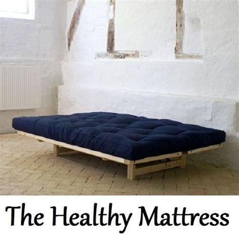 all natural futon mattress osaka queen futon mattress 18 cm 7 inch all natural cotton