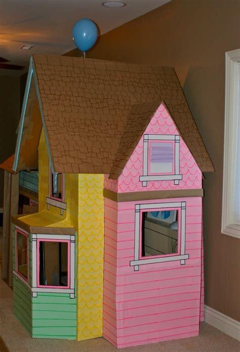 cardboard house cardboard house kids pinterest
