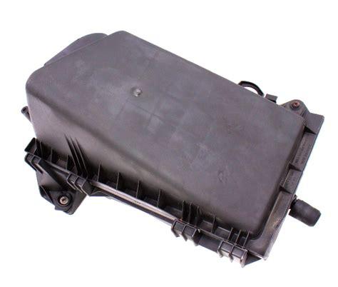 air filter intake box airbox   vw jetta golf mk  genuine