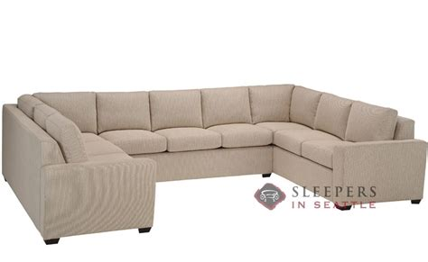 3 Sectional Sleeper Sofa by Customize And Personalize Geo True Sectional Fabric Sofa