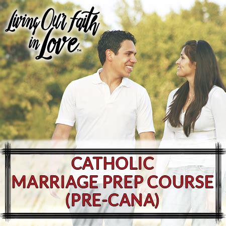 Catholic marriage prep course toronto