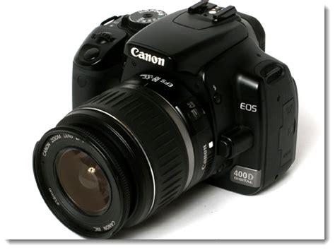 Kamera Canon Murah Dibawah 1 Juta 1 kamera dslr canon eos 400d