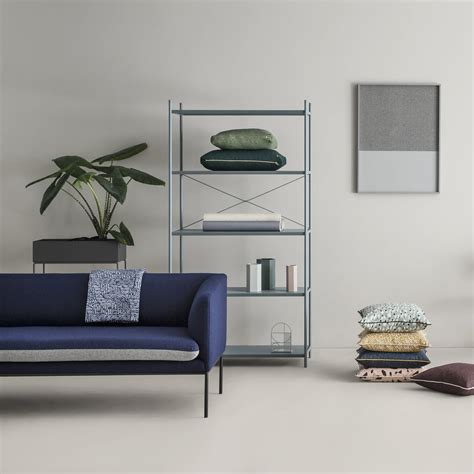 kissen decke set frame pin board by ferm living in the shop