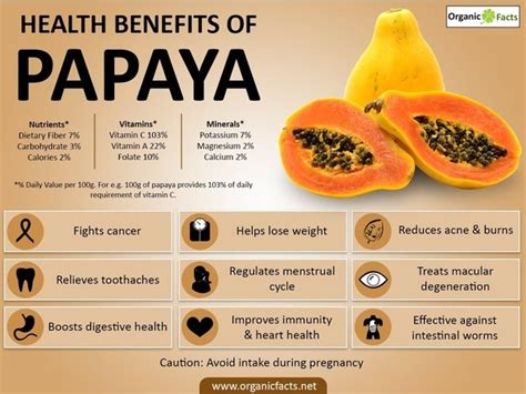 Papaya For Health And by What Are Some Health Benefits Of Papaya Quora