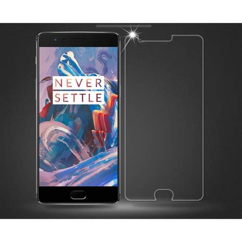 Tempered Glass Oneplus One premium tempered glass screen protector for oneplus 3