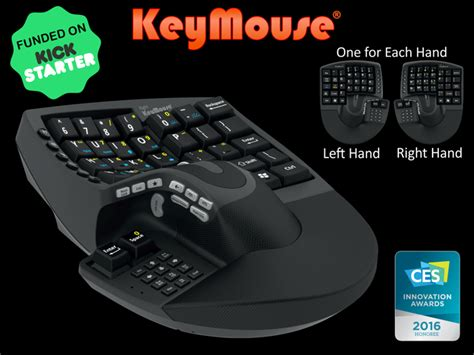 Keyboard Gaming Gaming Pad Tm 8 keymouse the keyboard and mouse re invented by