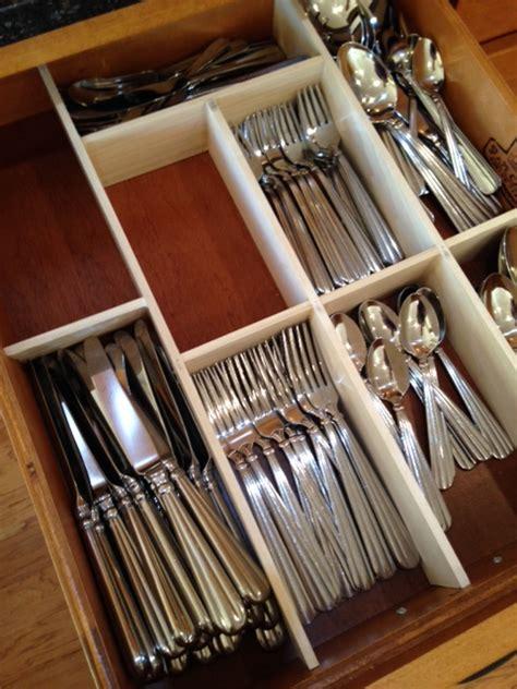 diy kitchen utensil drawer organizer 15 great storage ideas for the kitchen anyone can do 2