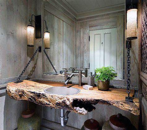 30 exles of the reclaimed wood vanity