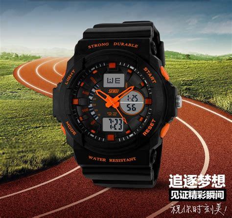 Jam Tangan Sporty Digitec Cocok Untuk Olahraga Dan Berenang 1 skmei jam tangan analog digital pria ad0955 black jakartanotebook
