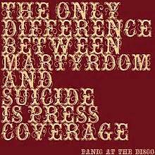 The Only Difference Between Martyrdom The Only Difference Between Martyrdom And Is Press Coverage