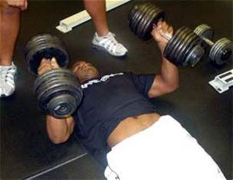 bench press from floor the floor press strengthen the midpoint of the bench press