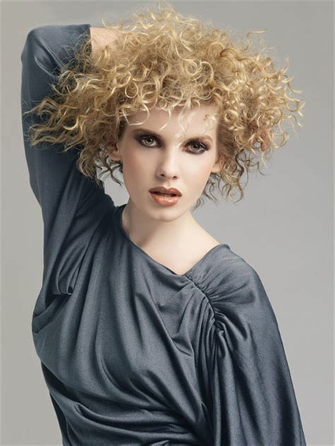pictures of modern perms modern perm hairstyle