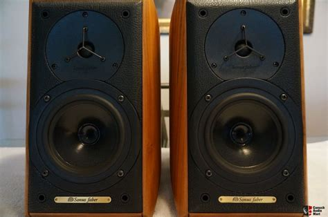 sonus faber signum bookshelf speakers free shipping photo