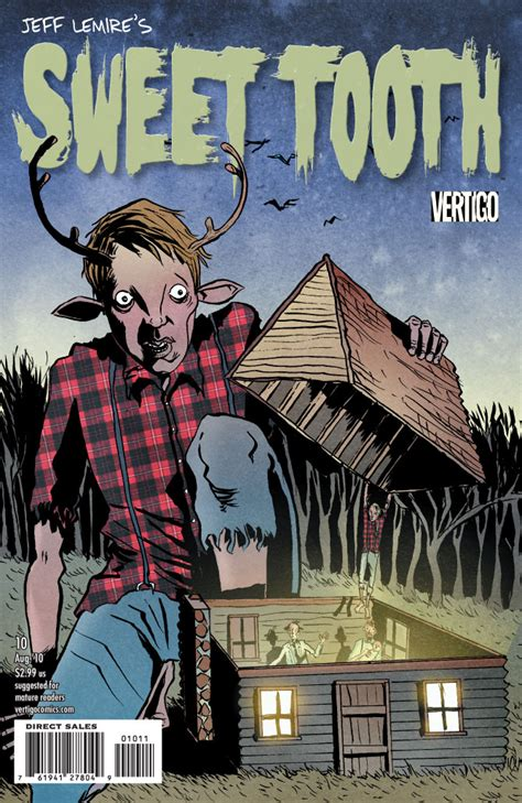 sweet comic comic review sweet tooth 10