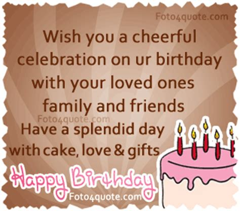 Birthday Celebration Quotes Birthday Celebration Quotes And Sayings Quotesgram