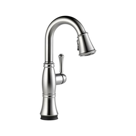 Delta Cassidy Bar Faucet by Delta 9997t Ar Dst Cassidy Single Handle Pull Bar