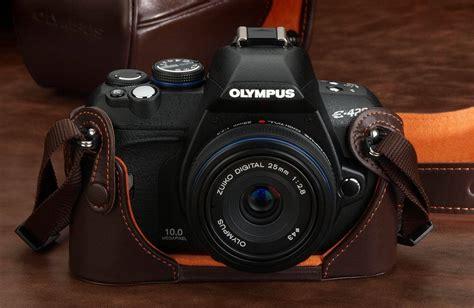 Kamera Olympus E420 kleine spiegelreflex olympus e 420 heise