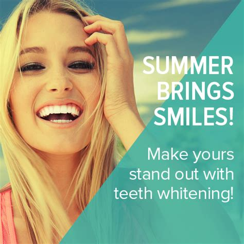 summer smiles tips    smile bright