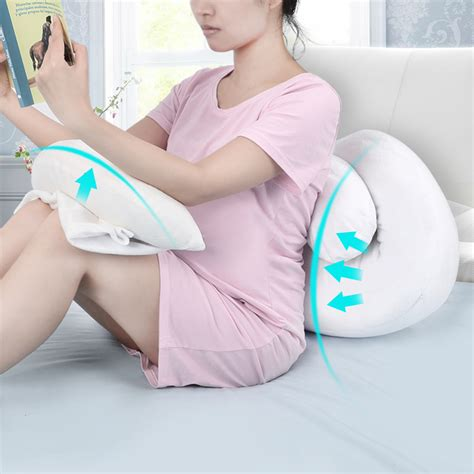 pregnancy pillow maternity belly contoured support