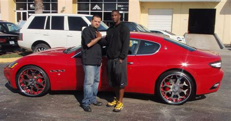 rapper cassidy bentley the 12 sickest rides owned by top nfl players buzz