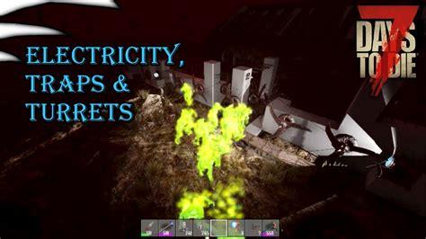 Nexus Mod Mba Die by 7 Days To Die Electricity Tutorial Alpha 16 Adreden