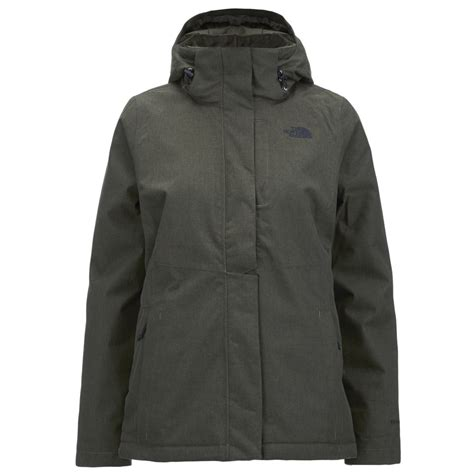 the s inlux insulated hooded jacket