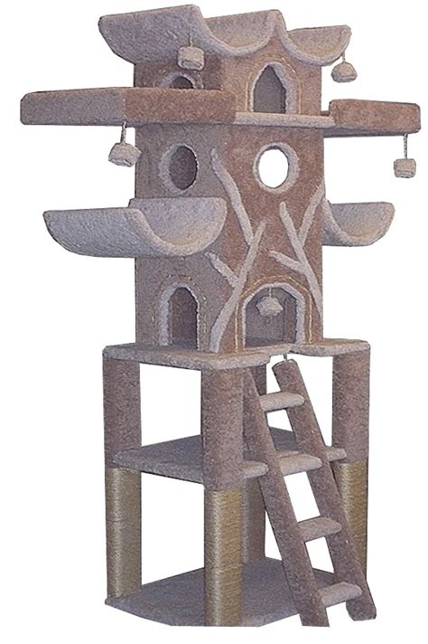 Handmade Cat Trees - custom cat tree cat furniture