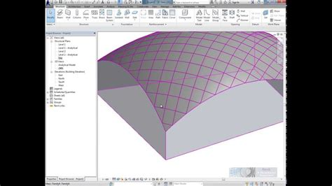 revit tutorial conceptual mass tutorial conceptual massing and revit structure 2014