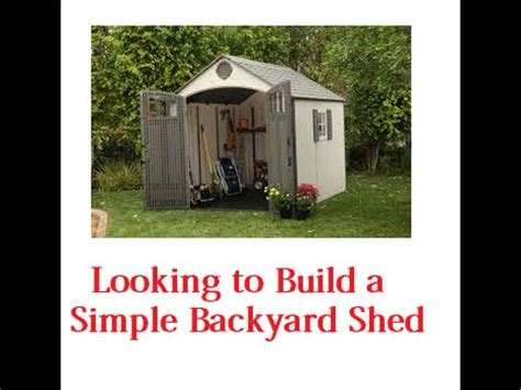 Build A Cheap Storage Shed by How To Build A Cheap Outdoor Storage Shed