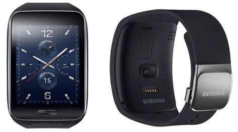 Jam Smartwatch Samsung Smartwatch Samsung Gear S Smartphone Dalam Bentuk Jam Tangan