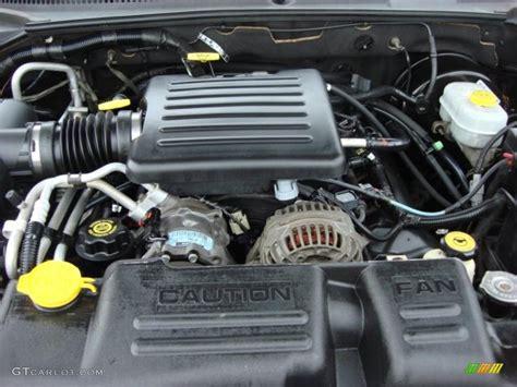 Jeep 4 7 L Engine 2003 Dodge Durango Slt 4 7 Liter Ohv 16 Valve V8 Engine