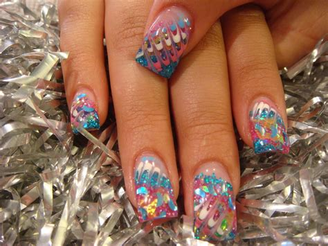 How To Do Nail With Acrylic Paint