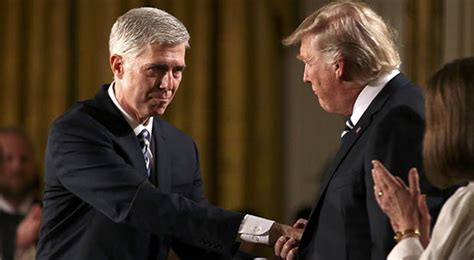 Prophecy: 'Even This Week, I Will Shake Your Courts ... Judge Neil Gorsuch