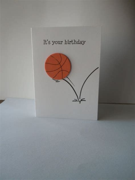 football themed birthday ecards 45 best images about cards basketball on pinterest