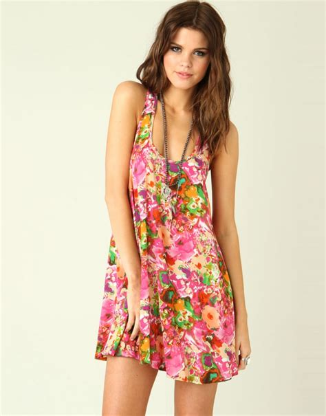 Dress Summer Dress floral summer dresses
