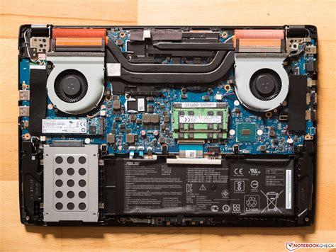 Laptop Asus Rog Gl502vs asus rog strix gl502vs notebook review notebookcheck net