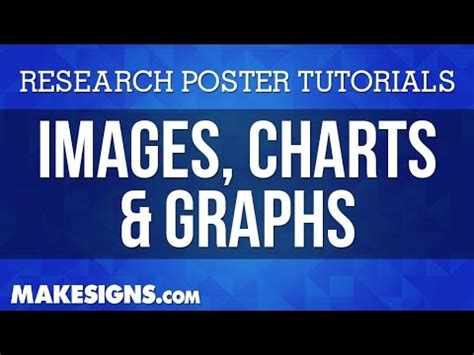 tutorial poster powerpoint images charts graphs scientific poster tutorials for