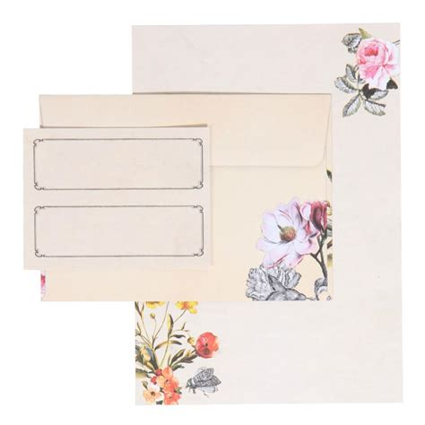 writing paper sets uk botanical boxed writing set writing sets writing