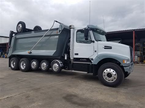 volvo white trucks for sale super dump super 18 dump truck for sale 2017 volvo vhd