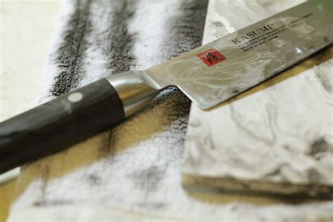 how to sharpen kitchen knives knife sharpening tips